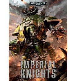 Games Workshop CODEX:  IMPERIAL KNIGHTS (EN)