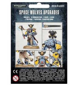 Games Workshop Space Wolves Upgrades
