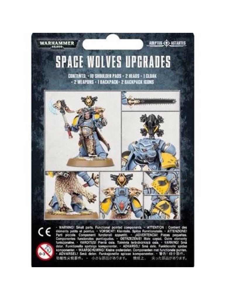 Games Workshop Adeptus Astartes Space Wolves Upgrades