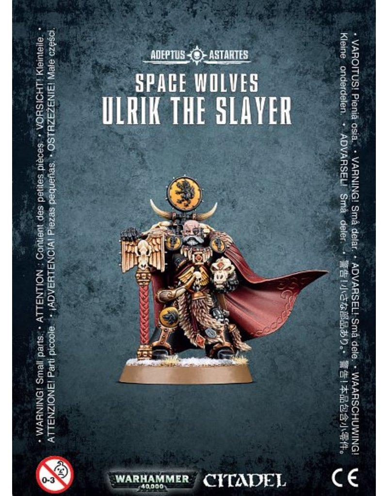 Games Workshop Space Wolves Ulrik The Slayer