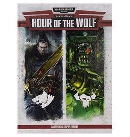 Games Workshop SANCTUS REACH:  HOUR OF THE WOLF