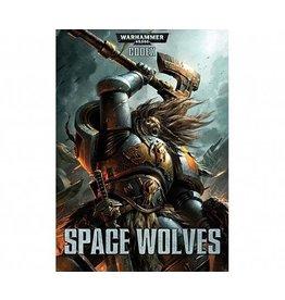 Games Workshop CODEX:  SPACE WOLVES (SB) (EN)