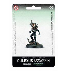 Games Workshop Culexus Assassin