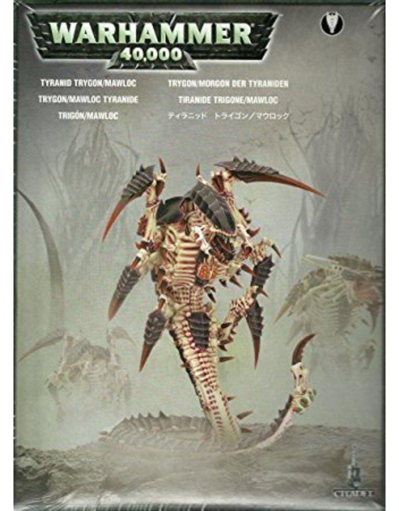 Games Workshop Tyranid Trygon/Mawloc