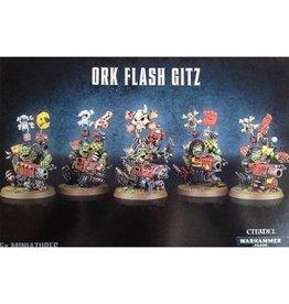 Games Workshop ORK FLASH GITZ