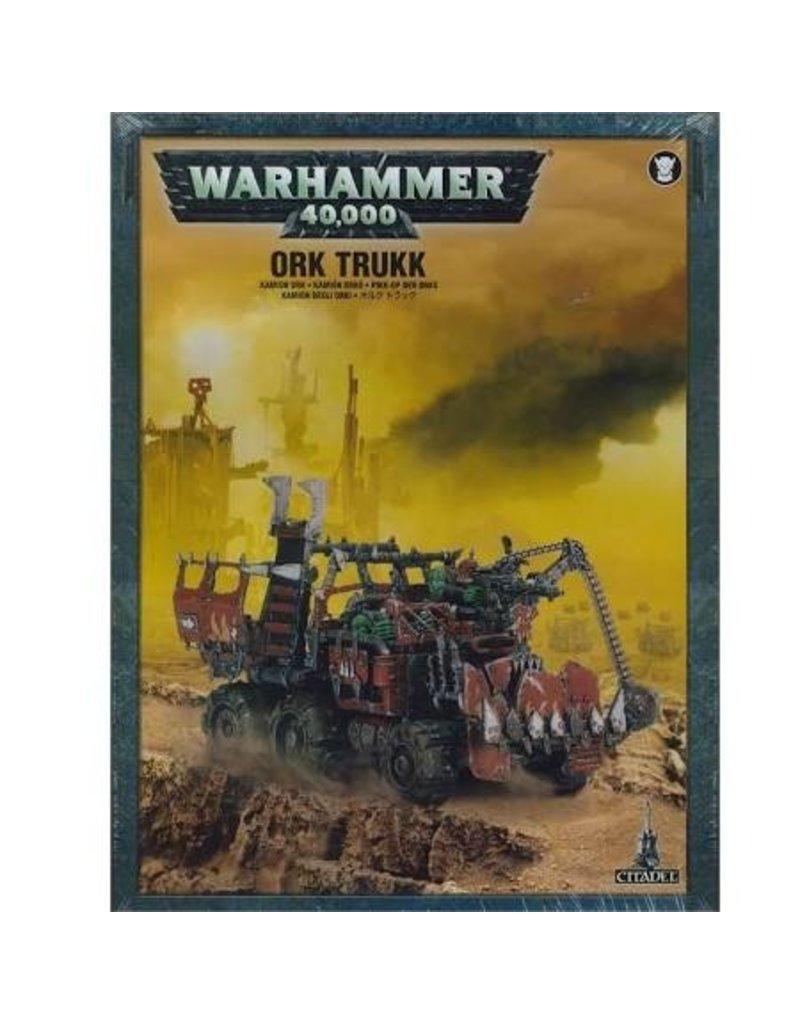 Games Workshop Ork Trukk