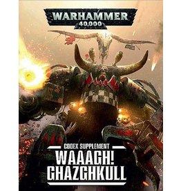 Games Workshop WAAAGH! GHAZGHKULL  (SB) (EN)