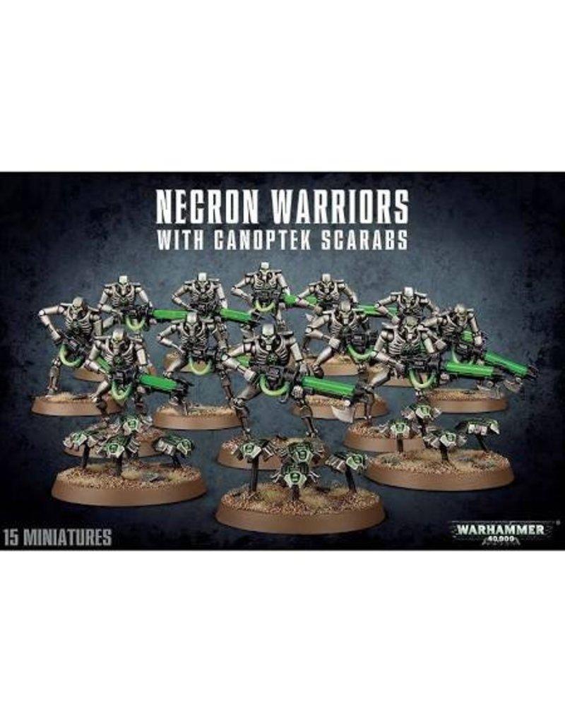 Games Workshop Necron Warriors