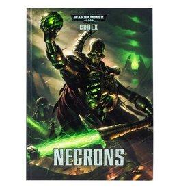 Games Workshop CODEX:  NECRONS (SB) (EN) (OLD)