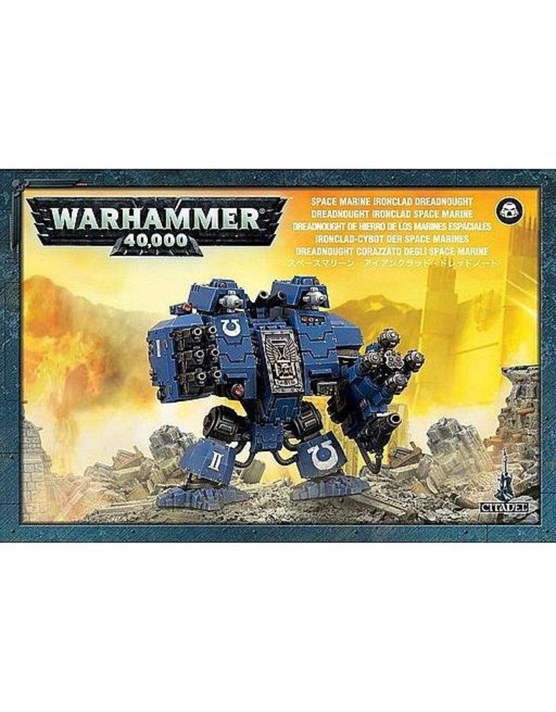 Games Workshop Adeptus Astartes Ironclad Dreadnought
