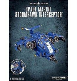 Games Workshop SPACE MARINE STORMHAWK INTERCEPTOR / STORMTALON GUNSHIP