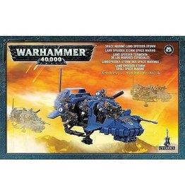 Games Workshop Space Marine Land Speeder Storm