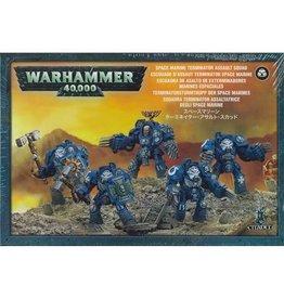 Games Workshop Space Marine Terminator Close Combat Squad