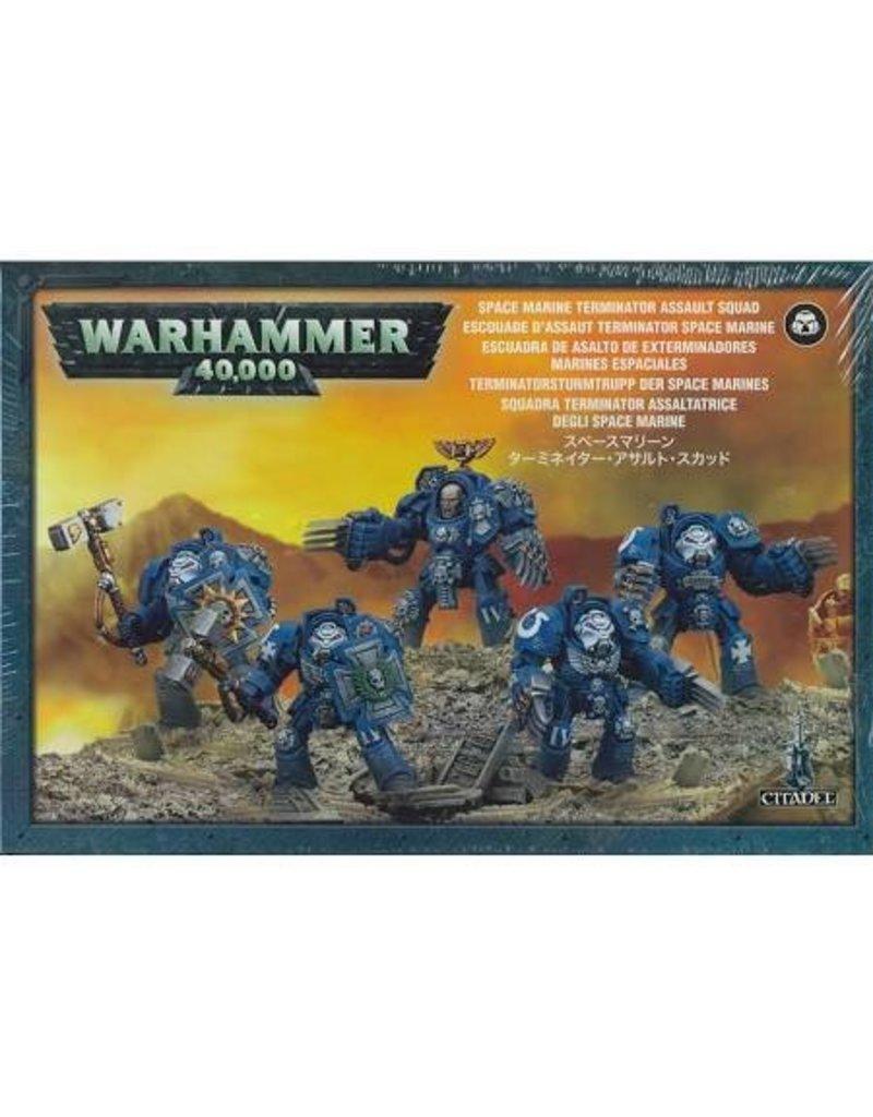 Games Workshop Adeptus Astartes Terminator Close Combat Squad