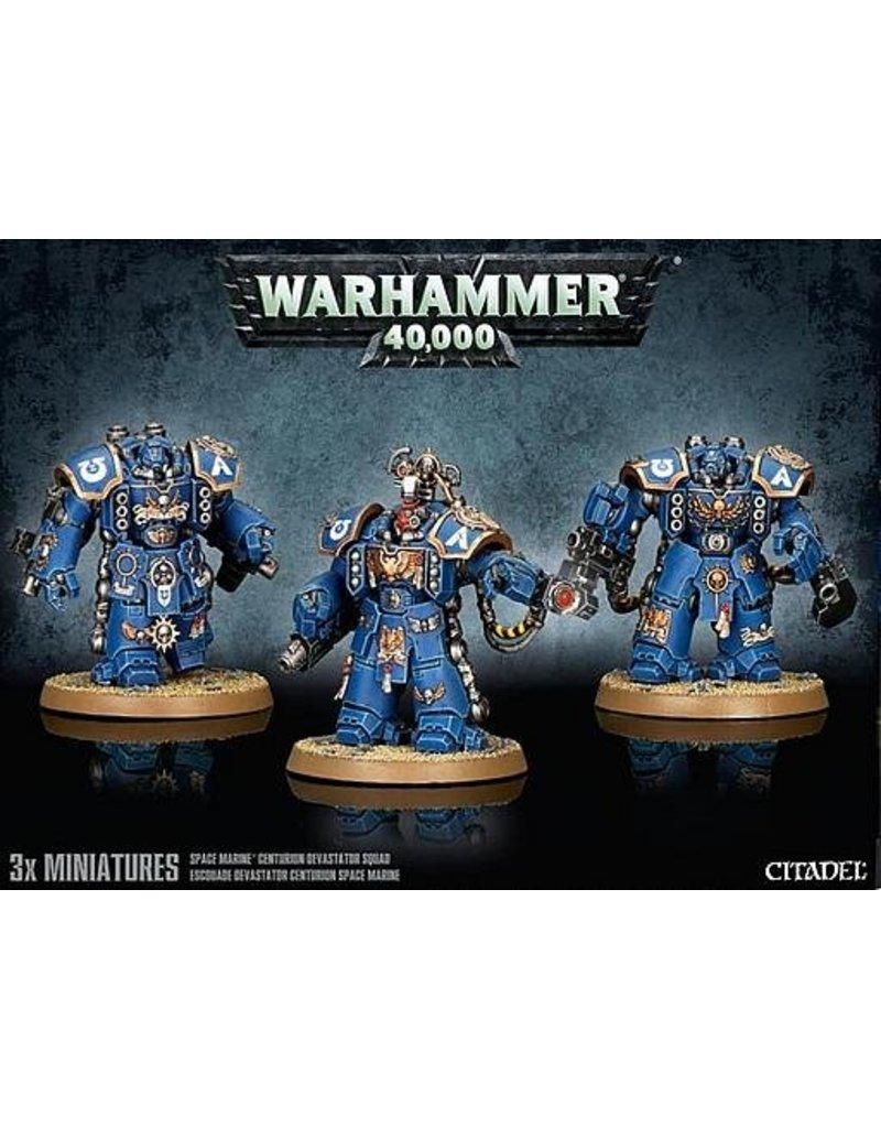 Games Workshop Adeptus Astartes Centurion Devastator Squad
