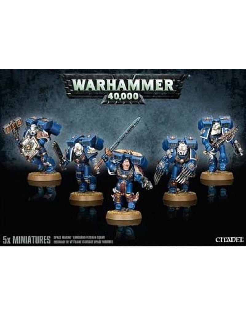 Games Workshop Adeptus Astartes Vanguard Veteran Squad