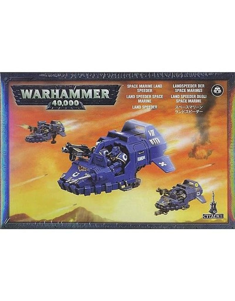 Games Workshop Adeptus Astartes Land Speeder