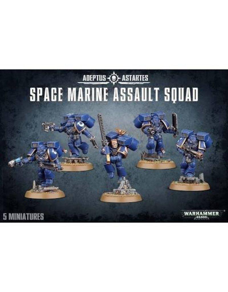 Games Workshop Adeptus Astartes Assault Squad