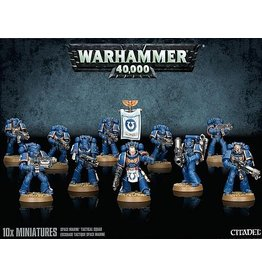 Games Workshop Space Marine Tactical Squad