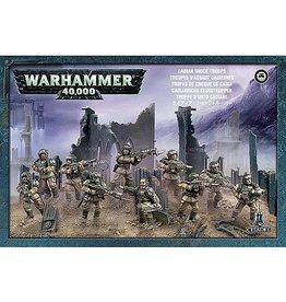 Games Workshop Cadian Infantry Squad