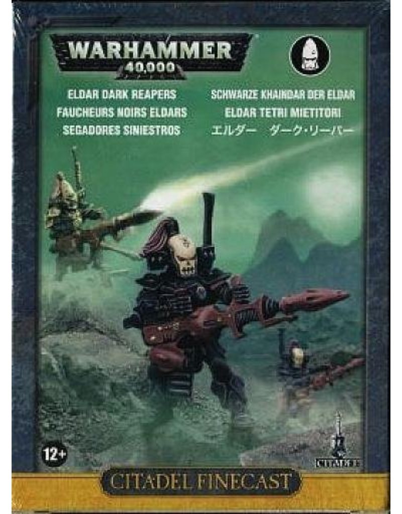 Games Workshop Craftworld Eldar Dark Reapers