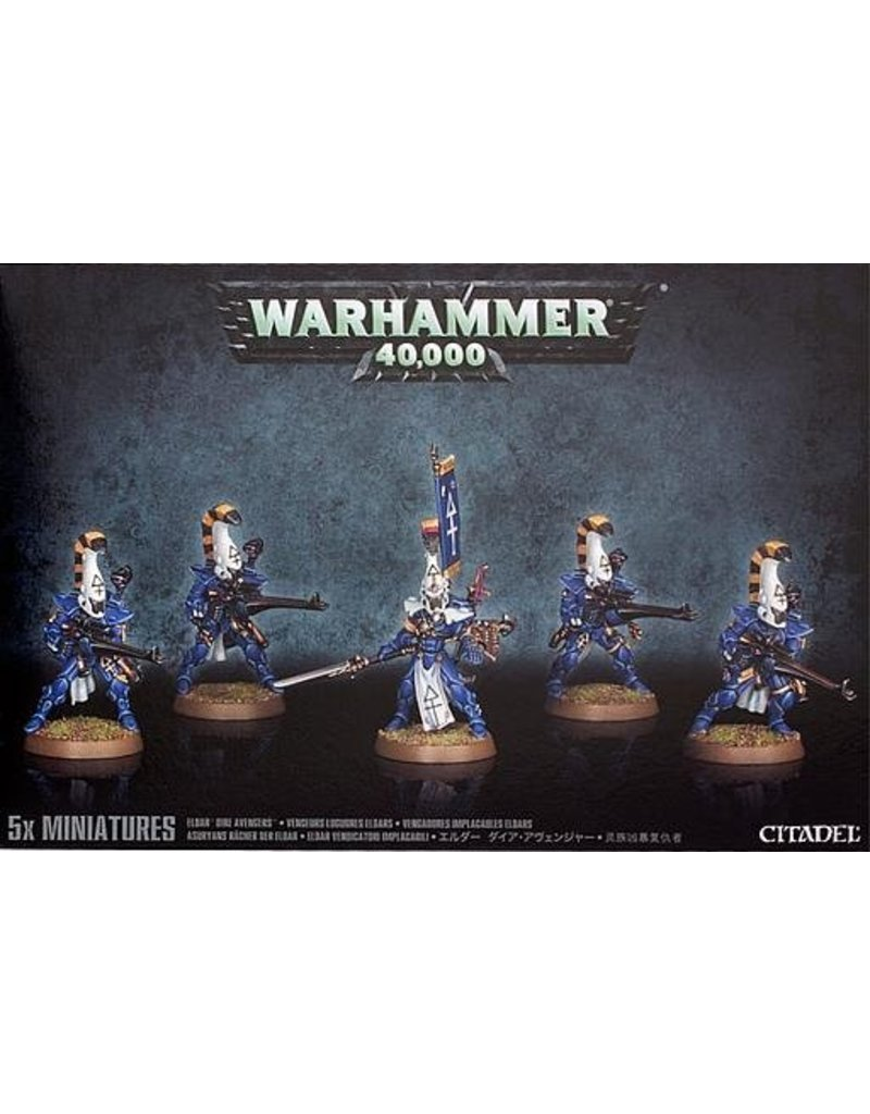 Games Workshop Craftworld Eldar Dire Avengers