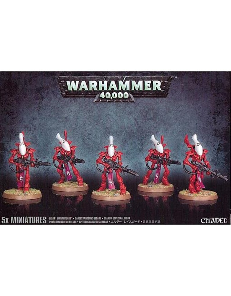 Games Workshop Craftworld Eldar Wraithguard