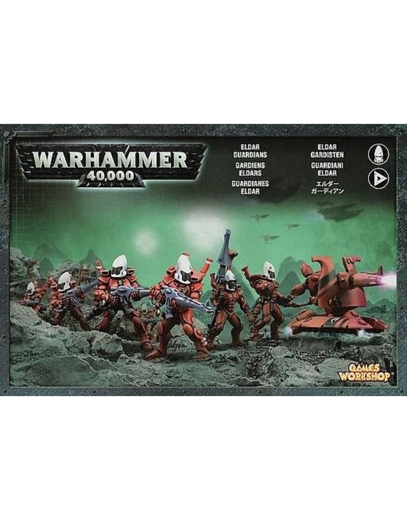 Games Workshop Craftworld Eldar Guardians