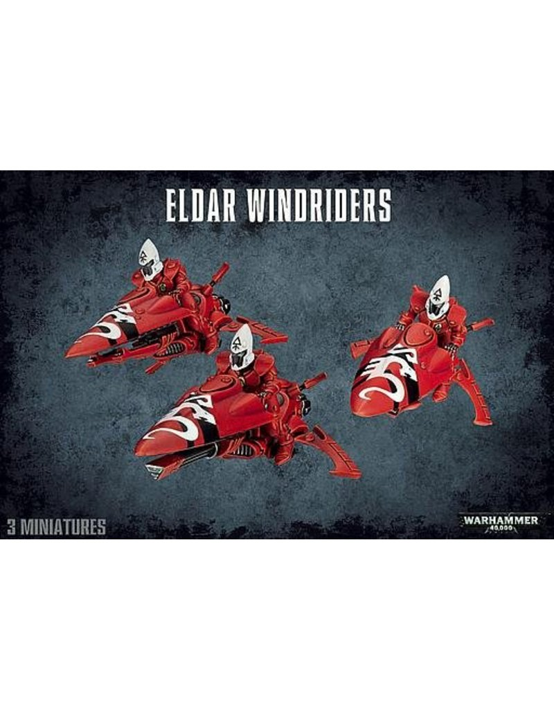 Games Workshop Craftworld Eldar Windriders