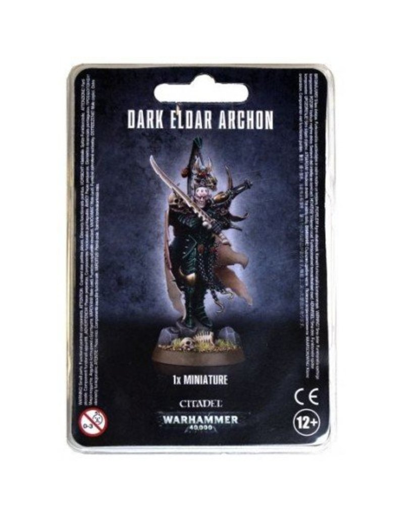 Games Workshop Drukhari Archon