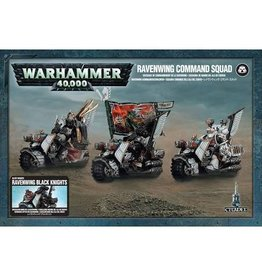 Games Workshop Ravenwing Command Squad