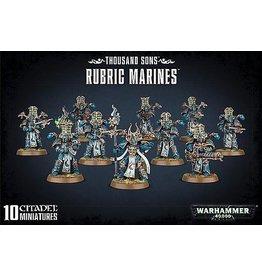 Games Workshop Rubric Marines
