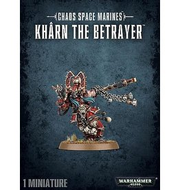 Games Workshop Kharn The Betrayer