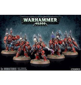 Games Workshop Chaos Terminators