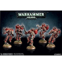 Games Workshop Chaos Space Marine Raptors