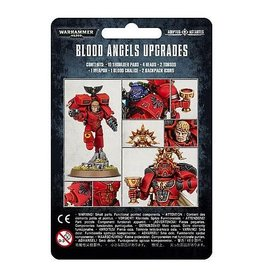 Games Workshop Blood Angels Upgrades
