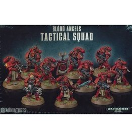 Games Workshop Blood Angels Tactical Squad
