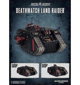 Games Workshop DEATHWATCH LAND RAIDER