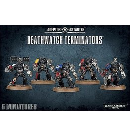 Games Workshop DEATHWATCH TERMINATORS
