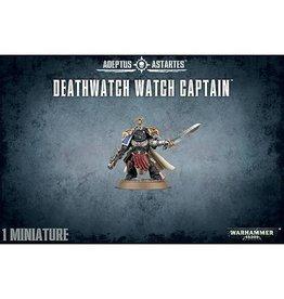 Games Workshop DEATHWATCH WATCH CAPTAIN