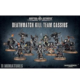 Games Workshop DEATHWATCH KILL TEAM CASSIUS