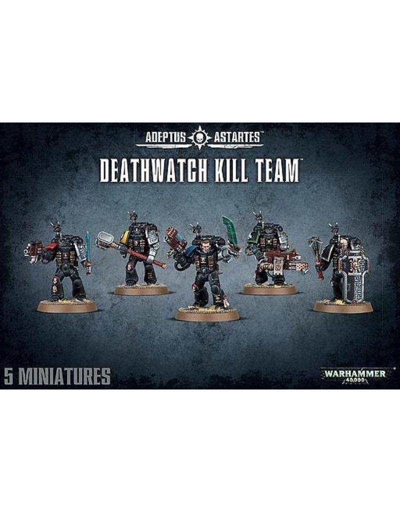 Games Workshop Space Marines Deathwatch Kill Team