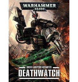 Games Workshop CODEX:  DEATHWATCH (SB) (EN)