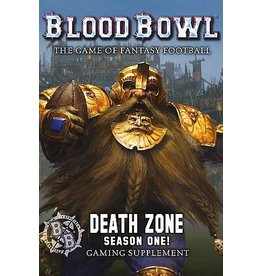 Games Workshop BLOOD BOWL DEATHZONE:  SEASON 1 (EN)