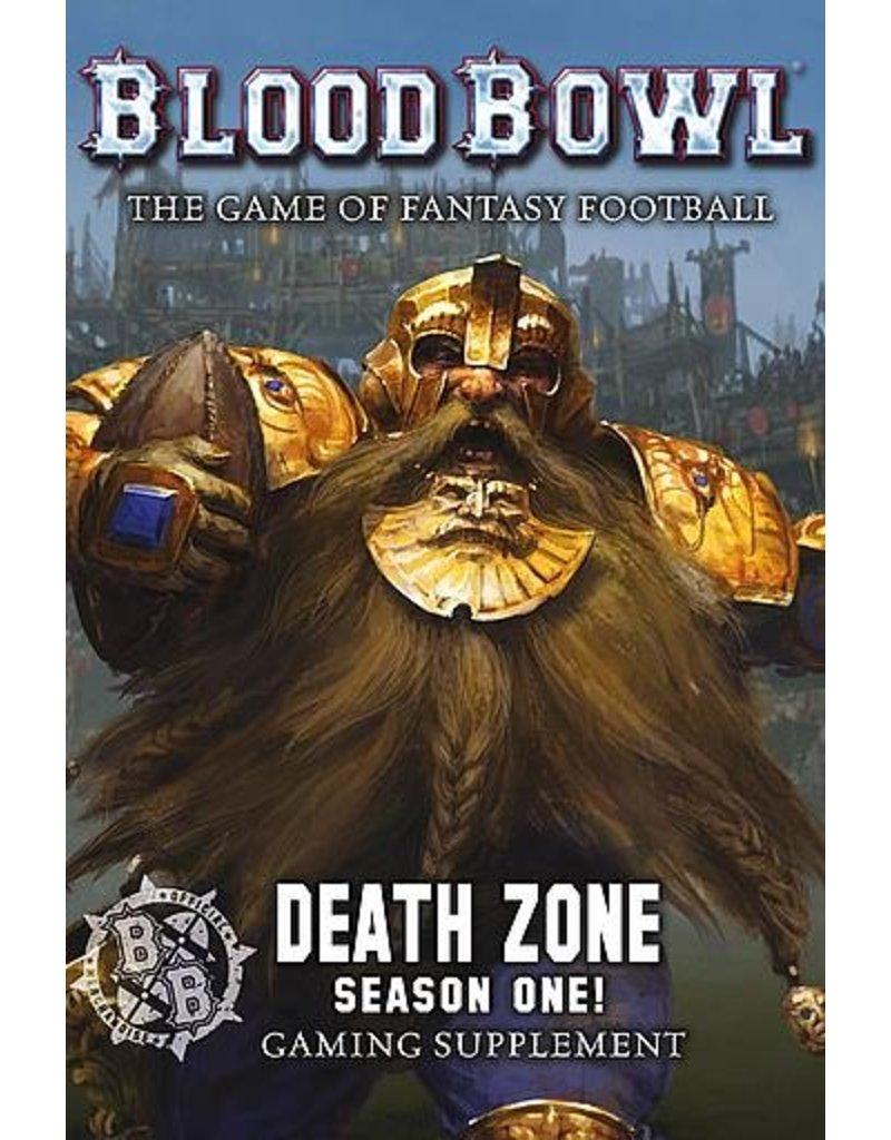 Games Workshop Blood Bowl Deathzone:  Season 1 (EN)