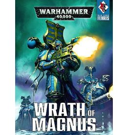 Games Workshop WAR ZONE FENRIS:  WRATH OF MAGNUS (SB) EN