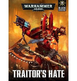 Games Workshop WH40K:  TRAITOR'S HATE (SB) (EN)