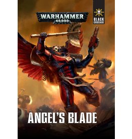 Games Workshop WH40K:  ANGEL'S BLADE (HB) (EN)