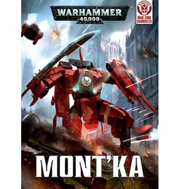 Games Workshop WAR ZONE DAMOCLES:  MONT'KA (HB) (EN)