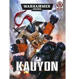 Games Workshop WAR ZONE DAMOCLES:  KAUYON (EN)